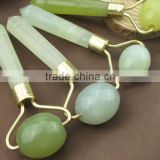 Chinese Jade Dermal Roller With One Head