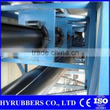 Pipe convyor belt factory price polyester cotton fabric pipe