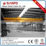 Warehouse used QD model double beams workshop overhead bridge cranes 250 ton for construction