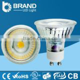 CE ROHS 220V COB Gu10 Glass Spotlight, Small LED Spot Light                                                                         Quality Choice