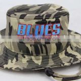newest embroidery custom bucket hat with string