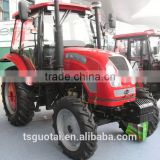 AC Cabin 80hp tractor made in china farming tractor low price list