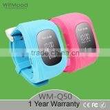 witmood 2016 Q50 gps watch tracker for kids,wrist watch pedometer for kids,smart baby watch                                                                         Quality Choice