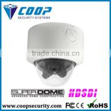 2015 New Product Super Dome IR Dummy 3CH 360 Degree Camera 2MP HD TVI/CVI /AHD/SDI CCTV Camera