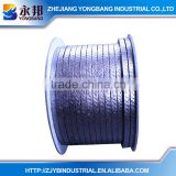 China Supplier OEM SERVICE YONGBANG YBYF05 chromated nickel wire reinforced expanded Graphite packing