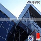 manufacture high quality heat reflective glass with certificate for windows,doors etc