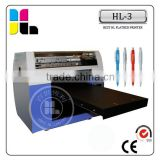 High Quality Machine, UV Printer Ball Pen Logo, High Quality Automatic Flatbed Digital Printer
