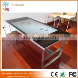 Modern coffee table multi touch put cup / books / pen on