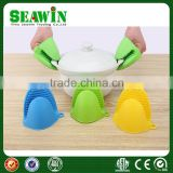 silicone heat resistant gloves silicone kitchen oven mitts