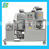 Hot Sale Waste Black Oil Dispose Machine , Used Oil Decoloring Equipment