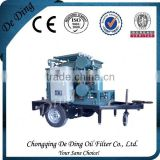 Turbine Oil Purifier /Compressor Oil Purification Machine/ Diesel Oil Recycling/ Fuel Oil Recycling/Coolant Oil Filtration Unit