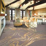 Custom Luxury Axminster Luxury Wool Carpet for Hotel Room 004