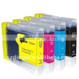 compatible ink cartridge for brother RC-LCD10/37/51/57/960/970/1000 office supplier ink cartridge