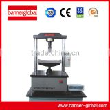 Electronic Brick Compression Bending Test Machine / Concrete Pressure Testing Equipment