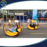 outdoor playing game for entertainment equipment crazy leswing car portable amusement ride