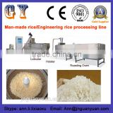 Artifical rice product machine nurtritional rice product machine man-made rice product machine