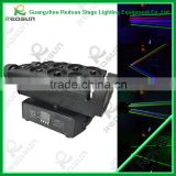 Chinese wholesaler niche modern lighting mini laser stage lighting moving spider laser light