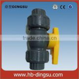 Full size of Plastic PVC True Union Ball Valve