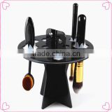 Fashion beauty acrylic makeup brush holder                                                                                                         Supplier's Choice