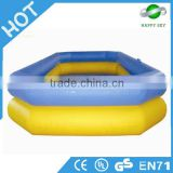 Factory price inflatable outdoor swim pool,small inflatable pool,pvc inflatable pool toys