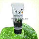 FOODAHOLIC DAILY PURIFYING CHACOAL FOAM CLEANSING