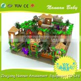 Good quality plastic playground equipment for soft area