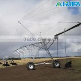 Factory price center piovt irrigation farm equipment with Overhang