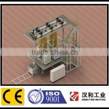 Hunan induction tempering furnace for round link chain                                                                         Quality Choice