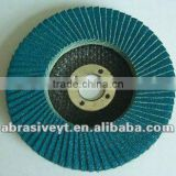 good performanee zirconia abrasive cloth 100mm flap discs