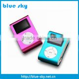 Clip portable 4gb MP3 Player with quran mp3 load free