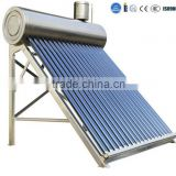 CE Approved Stainless Steel Solar Water Heaters(Domestic use)                                                                         Quality Choice                                                     Most Popular