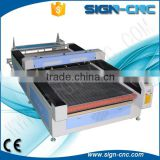 Cheap Jinan CO2 laser engraver cutter 1630 / laser co2 cutting / laser cutting machine with sealed co2 laser tube