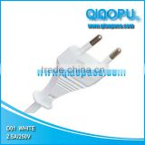 french plug/french power cord with plug/French extension cord