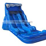High quality PVC tarpaulin inflatable water slide with pool,waterslides inflatable slip n slide,water slide factory prices