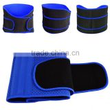 Premium fitness Neoprene adjustable sweet sweat waist trimmer belt