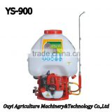 China Supplier Taizhou Ouyi Backpack Pressure Sprayer Parts and PE Plastic Type Power Sprayer