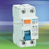YMWL2-63 Residual Current Operated Circuit Breaker without overcurrent protection(Electro magnetic)