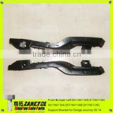 Front Bumper Left 05178411AD;5178411AD;05178411AA;05178411AB;05178411AC Support Bracket for Dodge Journey 09-14