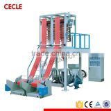 3SJ-MD Three to five layers co-extrusion film blowing machine set (IBC), plastic extruder machine, blowing machine