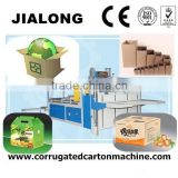 JL-66 High Quality Semi-automatic High Speed Corrugated Carton Box Stitcher/Stitching Machine