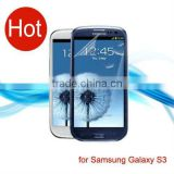For For Samsung Galaxy S3 PC lcd screen protector/screen shield/3D screen protector/screen protector