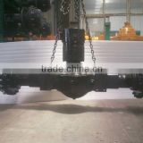 Discharging port cranes full hydraulic pressure drive axle 50 tons GTQ5000 Factory production and sales