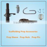 Telescopic prop accessories prop sleeve, prop nut , prop pins                                                                         Quality Choice