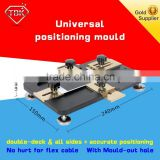 High precision metal mould Repair Parts LCD Aluminium Metal Molds For mobile phone