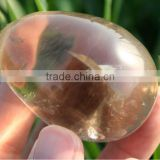 Beautiful Clear Quartz Crystal Egg for Decoration