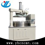 Lapping machine used for thin metal and hard brittle nonmetal parts