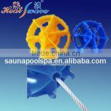 hot sale 25m&50m SWIMMING POOL LANE LINE,pool float line,swimming float line,swimming pool float line