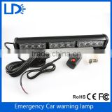 waterproof jeep wrangler parts accessories 12v red blue amber strobe led tower warning light bar