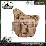 Wholesale 2015 small waist bag sport military army travelling luggage waist bag with water resistant fabric