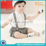 wholesale custom baby boys white ankle socks